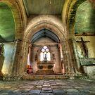 Templar Chapel by astrolabio