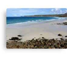 SENNEN COVE - Cornish COAST III Canvas Print