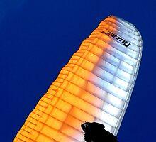 Just a parachute by mkgolder