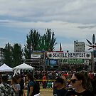 Seattle Hempfest 2012 by FloraDiabla