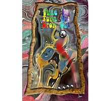 Timothy Leary's Pinball Machine Photographic Print