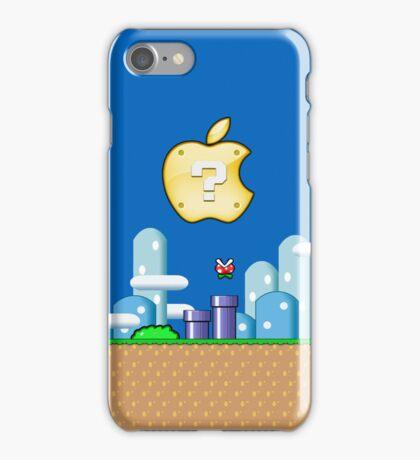 Question Block Apple iPhone Case/Skin