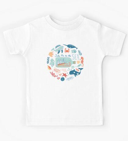 Take Me to the Sea Kids Clothes