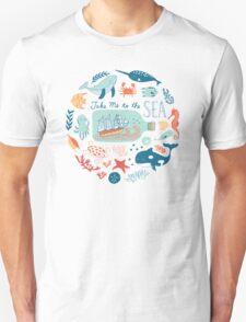Take Me to the Sea Unisex T-Shirt
