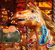 Merry-Go-Round Michelle II by mkgolder