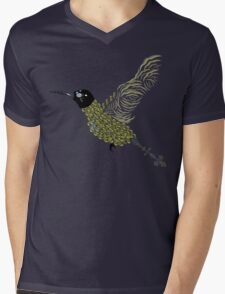 Abstract Hummingbird T-Shirt