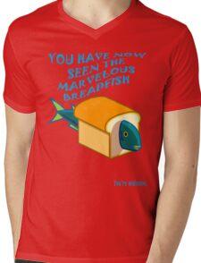 The Marvelous Breadfish Mens V-Neck T-Shirt