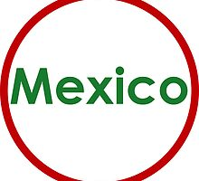 Mexico by bperky