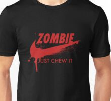 Just Chew It (red) Unisex T-Shirt