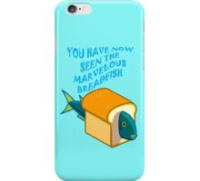 The Marvelous Breadfish iPhone Case/Skin