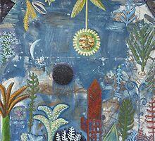 Homage To Paul Klee by Lana Wynne