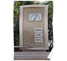 Miami Time Poster