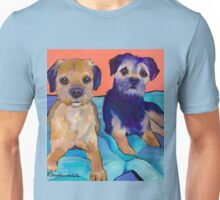 Teddy and Max Unisex T-Shirt