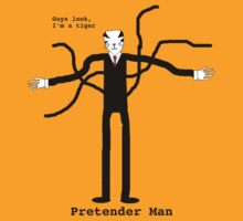 Pretender Man by Peytonw93
