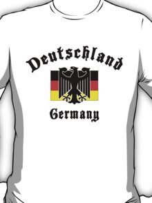 Deutschland Germany T-Shirt T-Shirt
