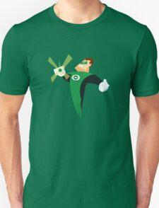 Beware my power, GREEN LANTERNS LIGHT! T-Shirt