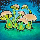 ah shrooms by gladlygreen