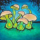ah shrooms by gladlygreen