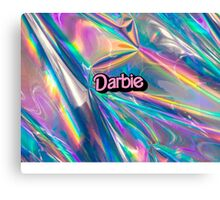 Darbie Canvas Print
