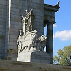 The Shrine of Rememberance by OutdoorsDude