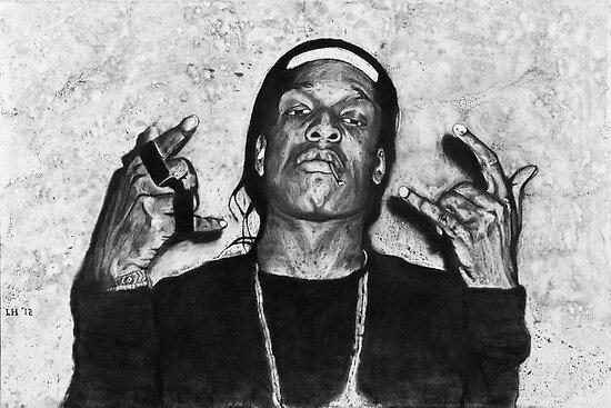 A$AP Rocky by maddesperado