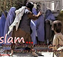 Islam breeds HATE! by FloraDiabla
