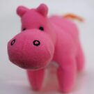 Happy Hippo by Jo  Young