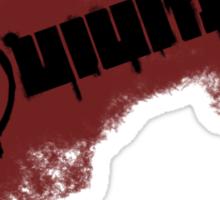 WWDPD - What Would Deadpool Do? Sticker