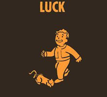 Fallout - S.P.E.C.I.A.L. Luck orange T-Shirt
