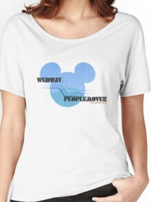 Wedway Peoplemover Women's Relaxed Fit T-Shirt