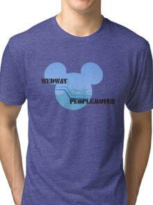 Wedway Peoplemover Tri-blend T-Shirt