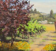 Melrose Morning by Karen Ilari
