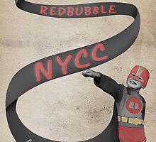 NYCC - 2012 by chelsgus