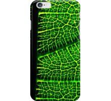 Leaf Veins 2 - photoshop iPhone Case/Skin