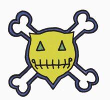 Percentum Skull & Xbones1 by PercentumDesign