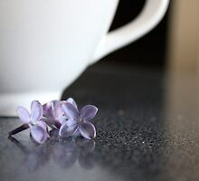 Small Treasures in Lilac and White by Goerzen