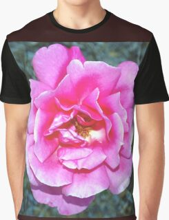 Rose and its new friend Graphic T-Shirt