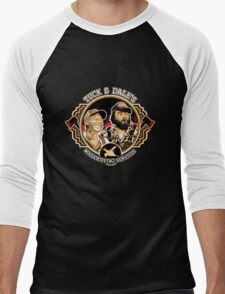 Tuck & Dale's Woodchipping Services Men's Baseball ¾ T-Shirt