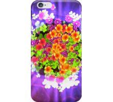 Rainbow Flowers! iPhone Case/Skin