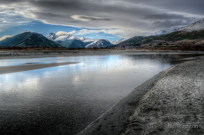 Glenorchy New Zealand  city photos gallery : Rees River, Glenorchy, New Zealand