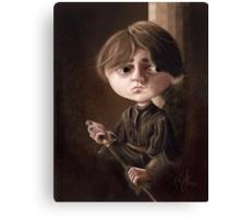 Arya Stark Canvas Print