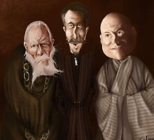 The Small Council by JenSnow