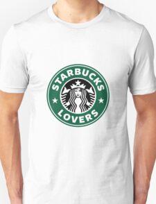 Starbucks Lovers Logo Unisex T-Shirt