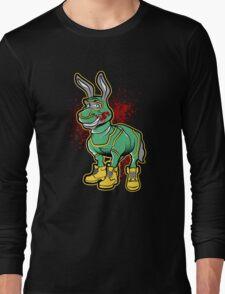 KICK ASS Long Sleeve T-Shirt