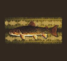 moko brown trout by dennis william gaylor