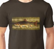 moko brown trout Unisex T-Shirt