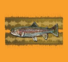 moko rainbow trout by dennis william gaylor