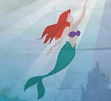 The Little Mermaid by Bantha