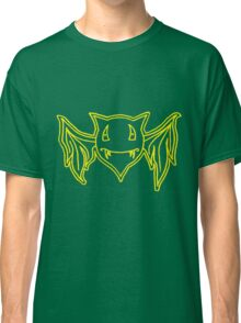 Percentum Batwings (yellow) Classic T-Shirt