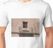 Miami Beach Balcony Unisex T-Shirt